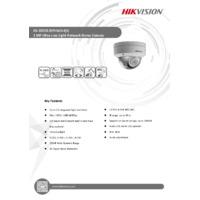 DS-2CD2125FHWD-I (4mm) adatlap