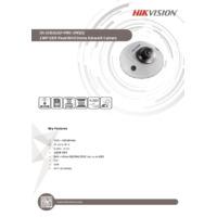 DS-2CD2525FHWD-I (6mm) adatlap